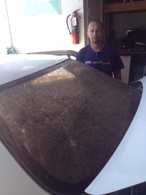 Rear Window Glass Replacement Company Sacramento CA