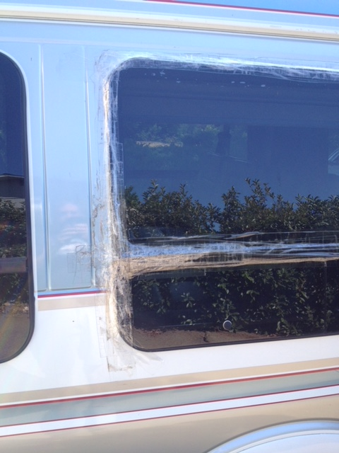 Van Side Window Glass Replacement Company Sacramento CA (1)