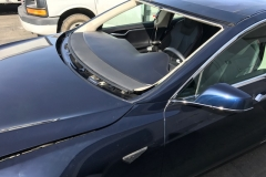 Car Windshield Glass Replacement Company Sacramento CA Before