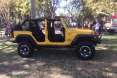 Jeep Windshield Glass Replacement Company Sacramento CA (2)