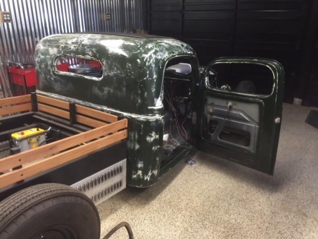 Classic Truck custom windshield glass replacement Sacramento CA