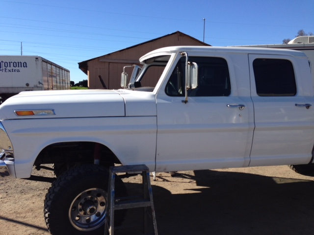 Classic tuck custom windshield and side glass replacement Sacramento CA (2)