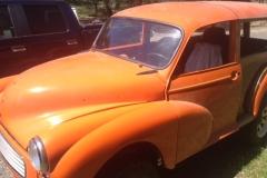 Classic car custom cut windshield glass replacement Sacramento CA