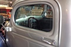Classic car custom windshield glass replacement Sacramento CA (26)