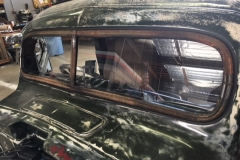 Classic car custom windshield glass replacement Sacramento CA (31)