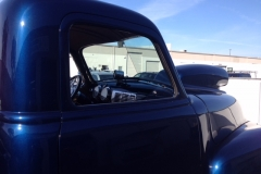 Classic car restored custom cut windshield glass replacement Sacramento CA (3)
