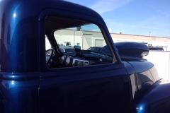 Classic car restored custom cut windshield glass replacement Sacramento CA (3)