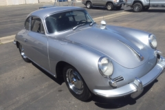 Classic imported car custom windshield glass replacement Sacramento CA