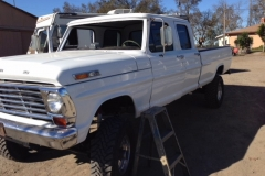 Classic tuck custom windshield and side glass replacement Sacramento CA (1)