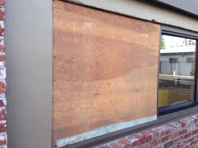 Business Glass Secure Board Up and Replacement Company Sacramento CA