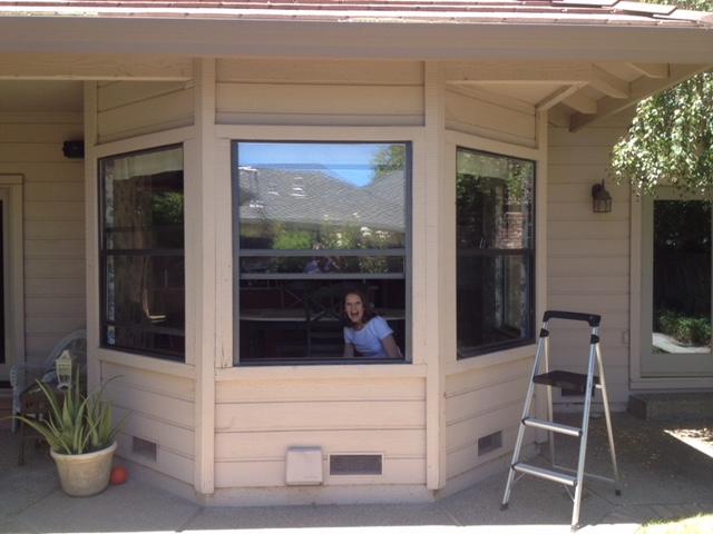 Residential Home Bay Window Installation in Sacramento CA (2)
