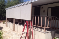 Residential Home Window Awning Installation Company in Sacramento CA