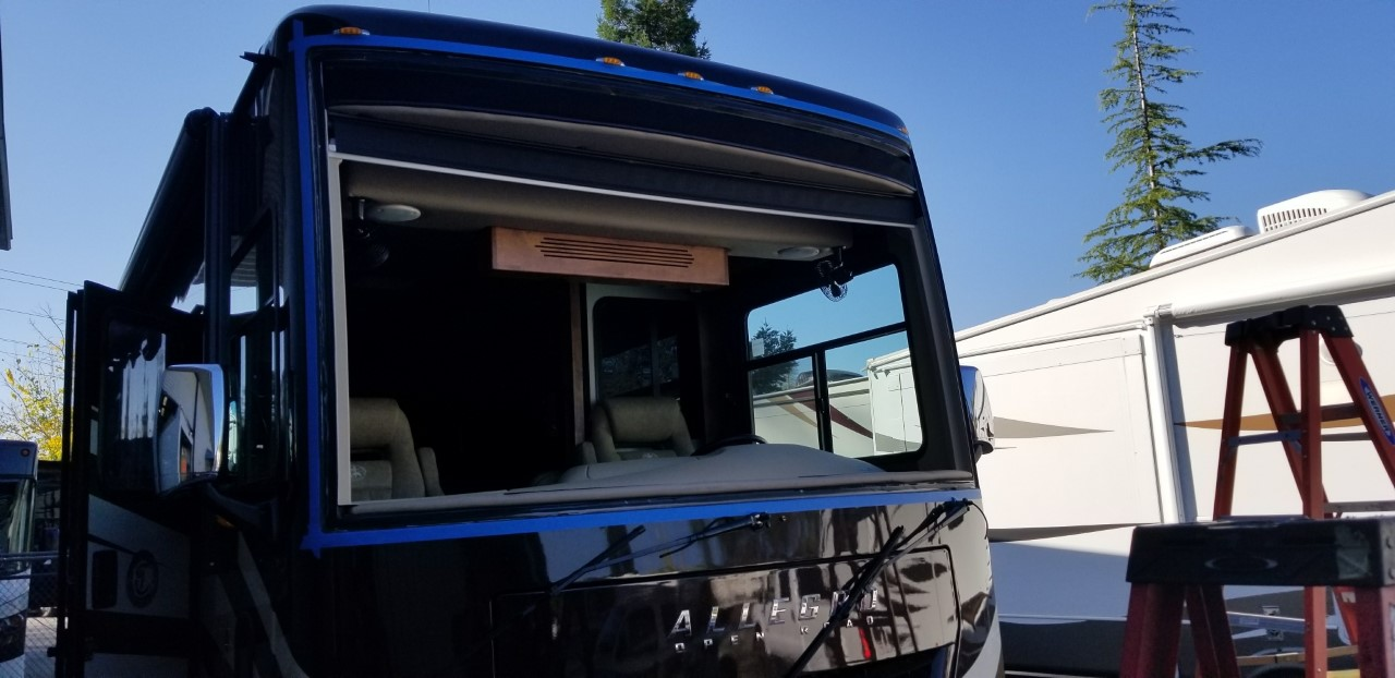 RV Windshield Glass Replacement Company in Sacramento CA (2)