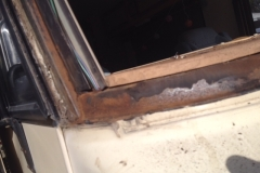 RV Windshield Frame Corrosion Repair Company Sacramento CA (2)
