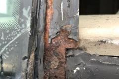 RV Windshield Frame Corrosion Repair Company in Sacramento CA