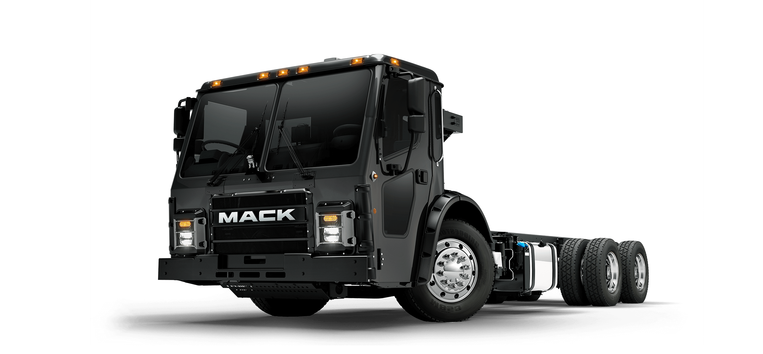Mack Truck Windshield Glass Replacement Company Sacramento CA
