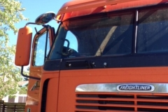 Semi Truck Windshield Glass Replacement Company Sacramento CA