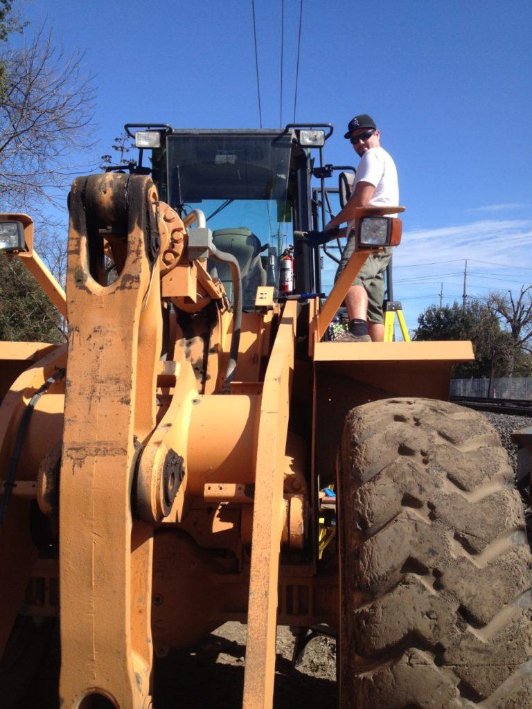 Tractor Equipment Glass Replacement Sacramento Roseville Elk Grove