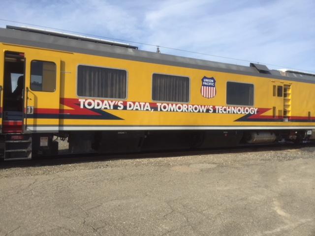 Train window glass replacement company Auburn Sacramento Roseville Davis